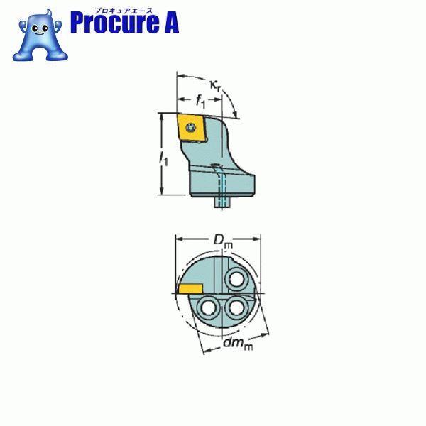 サンドビック コロターンSL コロターン107用カッティングヘッド 570-SCLCL-32-09 ▼604-8021 サンドビック(株)コロマントカンパニー