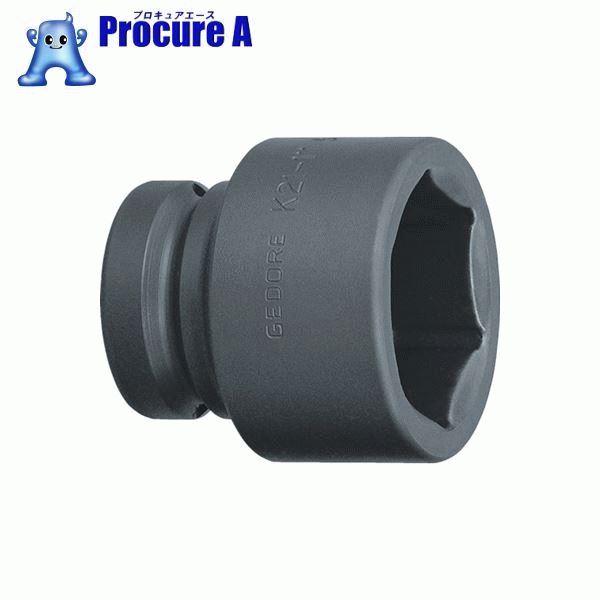 GEDORE インパクト用ソケット(6角) 1 K21 70mm 6184540 ▼855-4716 ゲドレー社