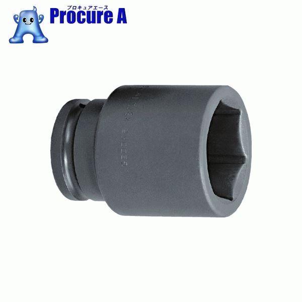 GEDORE インパクト用ソケット(6角) 1・1/2 K37L 75mm 6330970 ▼855-4746 ゲドレー社