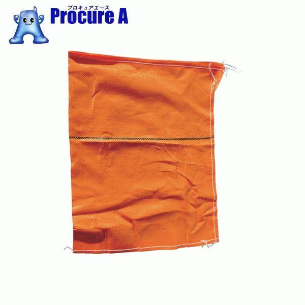 仙台銘板 UV土のう オレンジ(H620×W480mm) 6491111 25枚▼818-5105 (株)仙台銘板