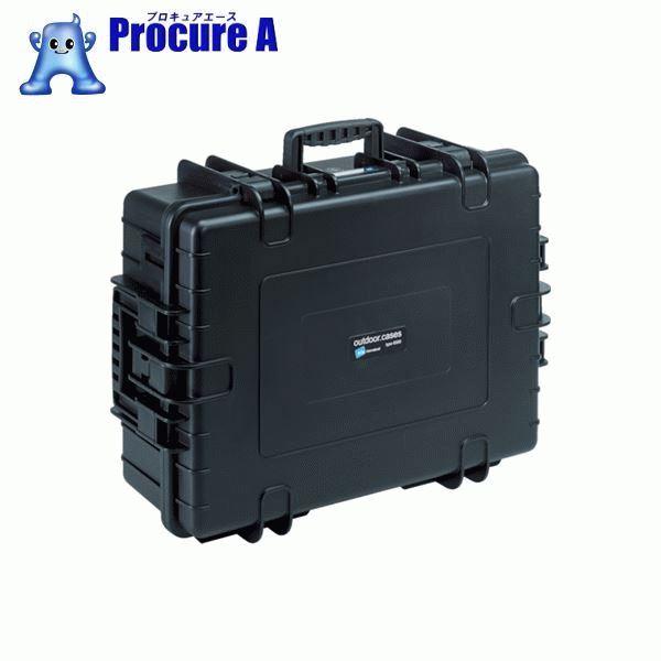 B&W プロテクタケース 6500 黒 フォーム 6500/B/SI ▼859-6142 B&W社