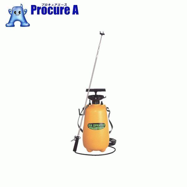 フルプラ ダイヤスプレープレッシャー式噴霧器12L 7800 ▼401-3247 (株)フルプラ
