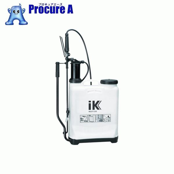 iK 蓄圧式噴霧器 MULTI12 BS 839701 ▼856-9946 Goizper社