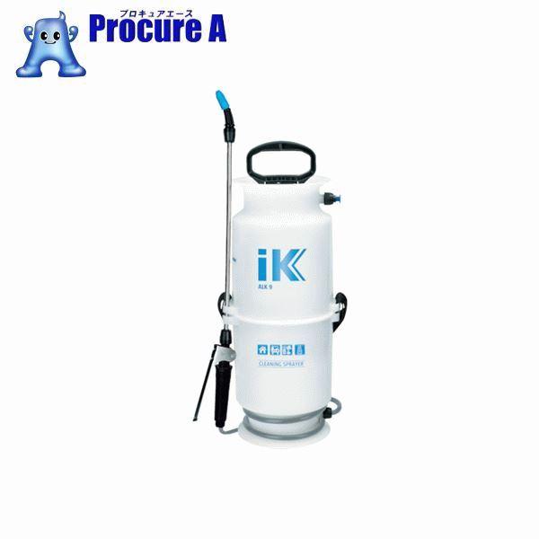 iK 蓄圧式噴霧器 ALKALINE9 83811916 ▼856-9947 Goizper社