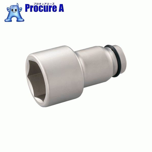 TONE インパクト用超ロングソケット 65mm 8NV-65L150 ▼387-6233 TONE(株)