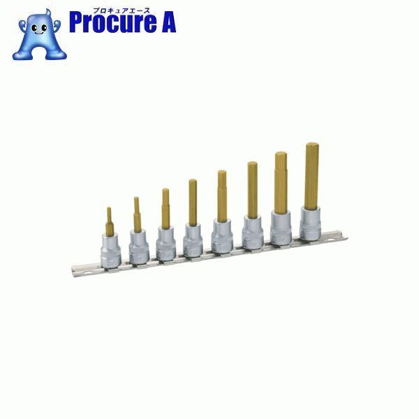 HAZET TORXビットソケットセット(差込角9.5mm) 8802T/8H ▼584-4835 HAZET社