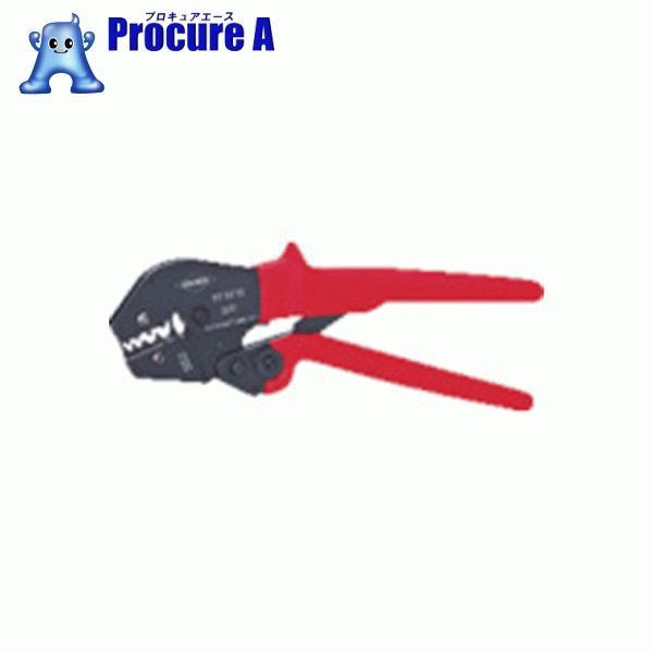 KNIPEX 9752-13 圧着ペンチ 250mm 9752-13 ▼478-7480 KNIPEX社