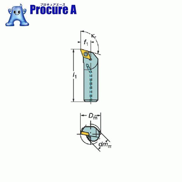 サンドビック コロターン107 ポジチップ用ボーリングバイト A12M-SDQCL07 ▼339-1043 サンドビック(株)コロマントカンパニー
