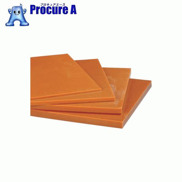 イノアック ログラン(硬質ウレタンゴム)シートt15×300×300 ブラウン A15300 ▼434-0094 (株)イノアック車輪