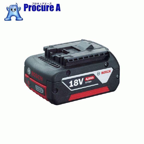 ボッシュ バッテリー スライド式 18V4.0Ahリチウムイオン A1840LIB ▼493-4806 ボッシュ(株)