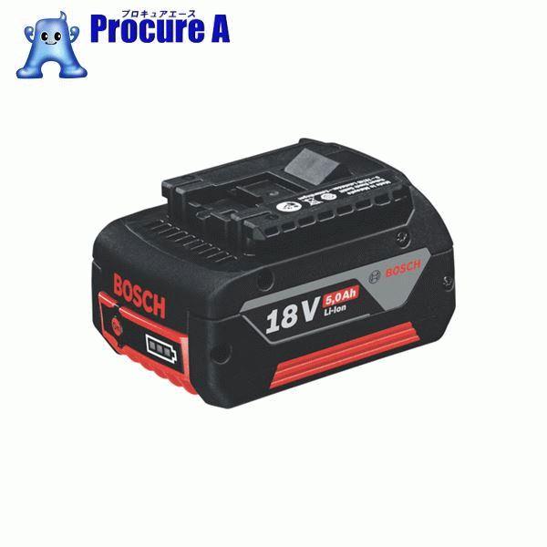ボッシュ バッテリー スライド式 18V5.0Ahリチウムイオン A1850LIB ▼494-3104 ボッシュ(株) BOSCH