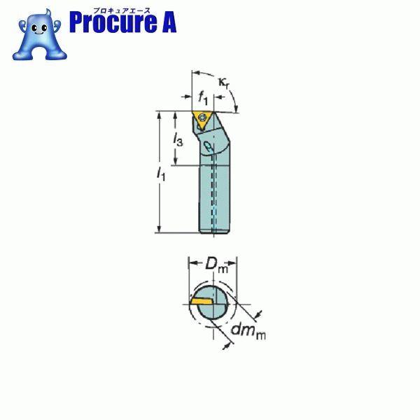 サンドビック コロターン111 ポジチップ用ボーリングバイト A20S-STFPR 16 ▼601-4364 サンドビック(株)コロマントカンパニー