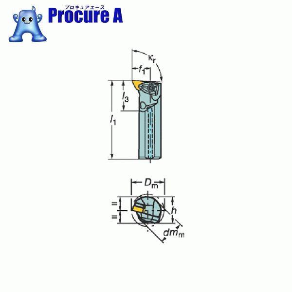 サンドビック コロターンRC ネガチップ用ボーリングバイト A40T-DDUNL 15 ▼359-2987 サンドビック(株)コロマントカンパニー
