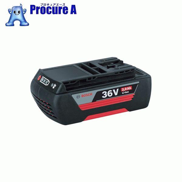 ボッシュ バッテリー 36Vリチウムイオン A3620LIB ▼485-8565 ボッシュ(株)