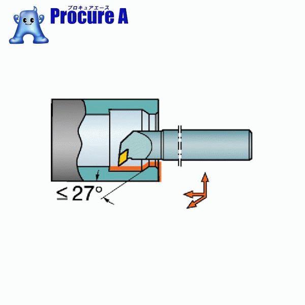 サンドビック T-Max P ネガチップ用ボーリングバイト A25T-PDUNL 11 ▼610-9454 サンドビック(株)コロマントカンパニー