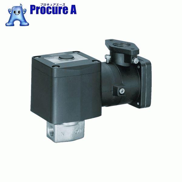 CKD 直動式 防爆形2ポート弁 ABシリーズ(空気・水用) AB41E4-02-5-03T-AC100V ▼376-8066 CKD(株)