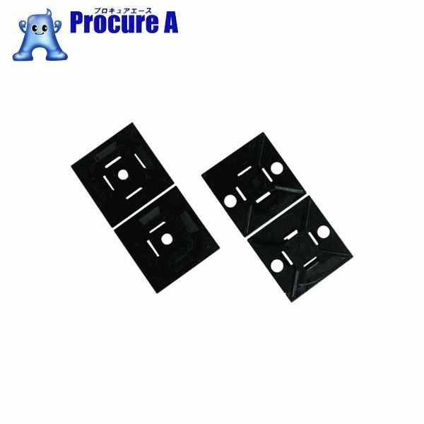 パンドウイット マウントベース ゴム系粘着テープ付き 白 (1000個入) ABM1M-A-M ▼403-6590 パンドウイットコーポレーション