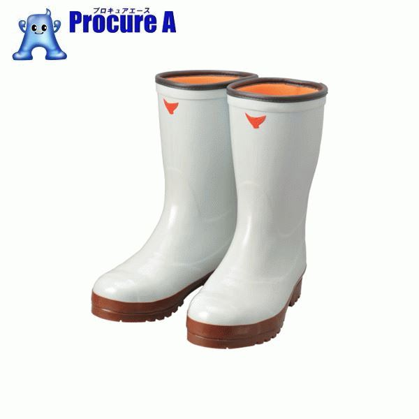 SHIBATA 安全防寒スーパークリーン長7型(白) 29.0cm AC040-29.0 ▼856-2636 シバタ工業(株)