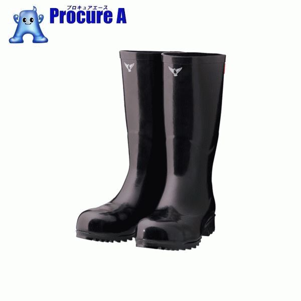 SHIBATA 安全長靴 安全大長 28.0 AB021-28.0 ▼856-2661 シバタ工業(株)