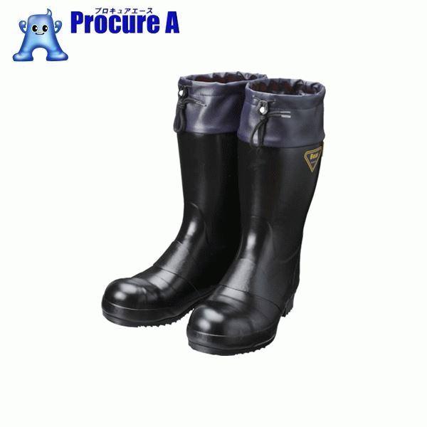 SHIBATA 安全静電防寒長靴 AE021-28.0 ▼836-6589 シバタ工業(株)