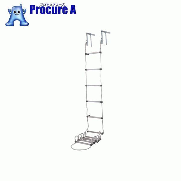 タイタン 蛍光避難梯子AP-4 AP-4 ▼459-4991 サンコー(株)