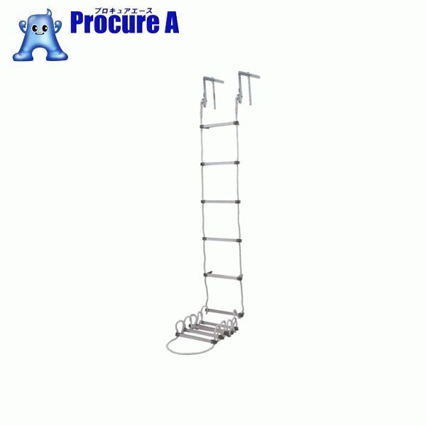タイタン 蛍光避難梯子AP-6 AP-6 ▼459-5017 サンコー(株)