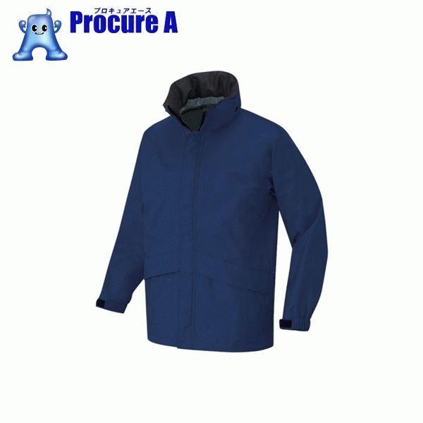 アイトス ディアプレックス ベーシックジャケット ネイビー L AZ56314-008-L ▼833-7917 アイトス(株)