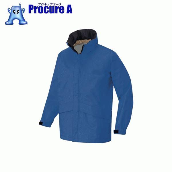 アイトス ディアプレックス ベーシックジャケット スチールブルー M AZ56314-016-M ▼833-7921 アイトス(株)