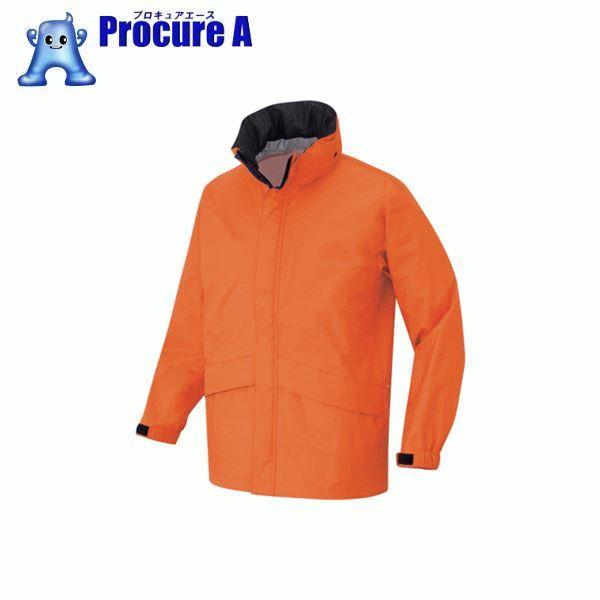 アイトス ディアプレックス ベーシックジャケット オレンジ M AZ56314-063-M ▼833-7926 アイトス(株)