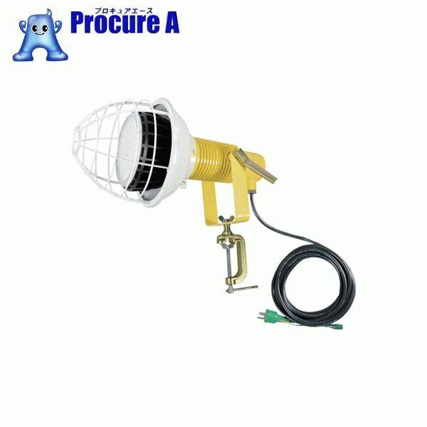 日動 LED安全投光器100W スポット 昼白色 E付(2PNCT電線5m) ATL-E10005PN-S-50K ▼835-7699 日動工業(株)