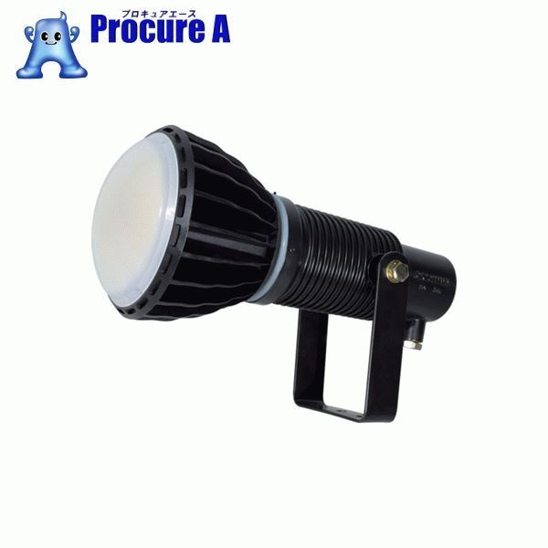 日動 LED安全投光器100W 常設型 ワイド 本体黒 ATL-E100-WBK-50K ▼835-7703 日動工業(株)