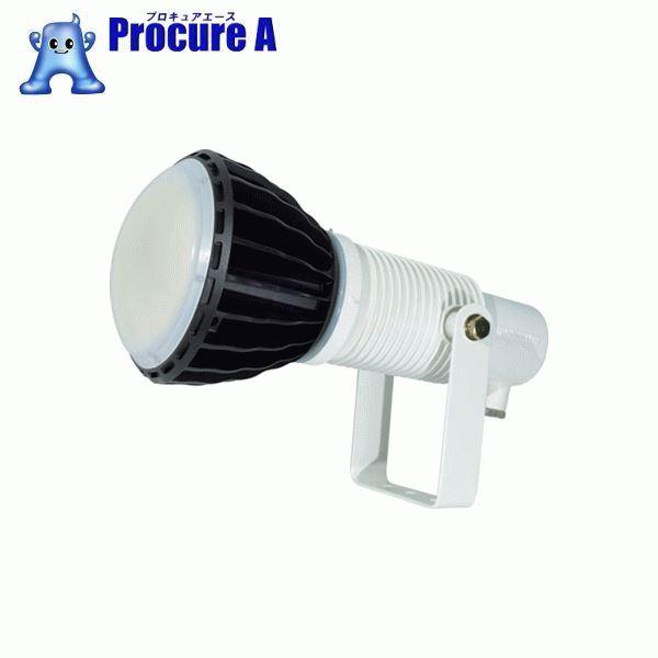 日動 LED安全投光器100W 常設型 ワイド 本体白 ATL-E100-WW-50K ▼835-7704 日動工業(株)