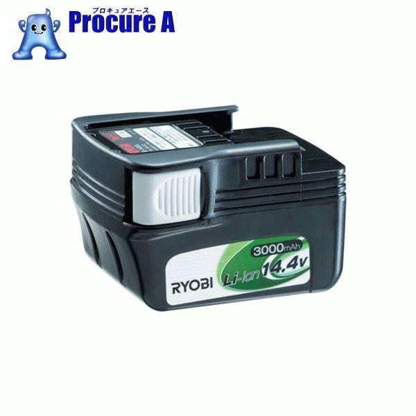 リョービ リチウムイオン充電池 14.4V B-1430L ▼336-9226 京セラインダストリアルツールズ(株)