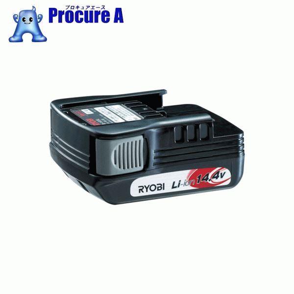 リョービ リチウムイオン電池パック 14.4V 1500mAh B-1415L ▼379-8399 京セラインダストリアルツールズ(株)