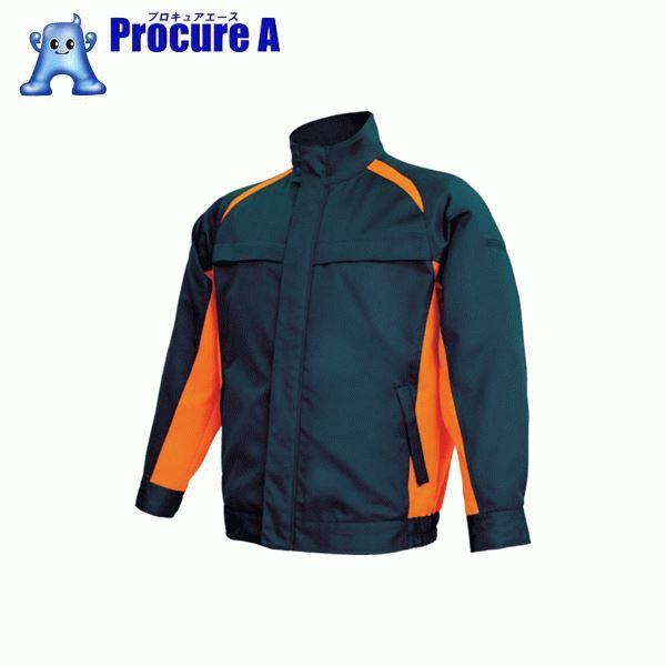 アゼアス 難燃ジャンパー L AZ-PROTECT-27100-L ▼763-3297 アゼアス(株)