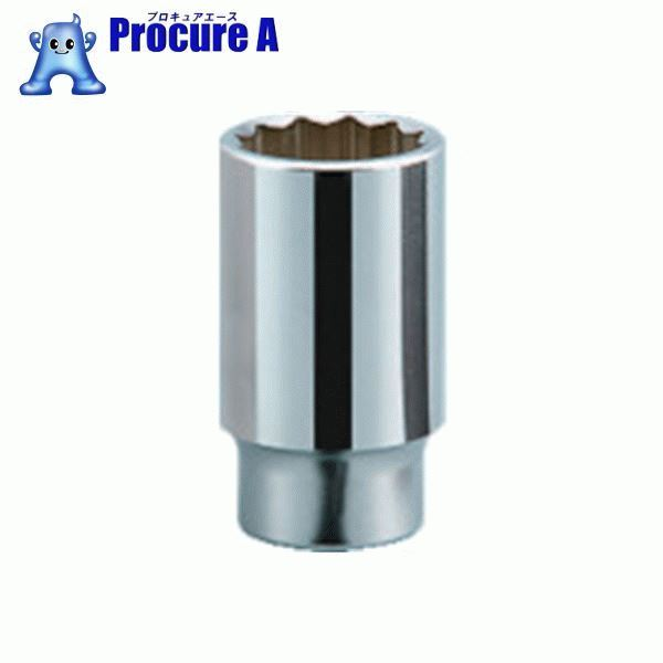 KTC 19.0sq.ディープソケット(十二角) 54mm B45-54 ▼383-4441 京都機械工具(株)