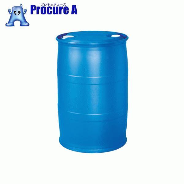 積水 ポリドラム SPD200-2(クリーン) ブルー B3210000 ▼795-4034 積水成型工業(株) 【代引決済不可】