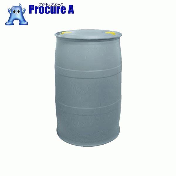 積水 ポリドラム SPD200-2(クリーン) グレー B3210005 ▼795-4042 積水成型工業(株) 【代引決済不可】