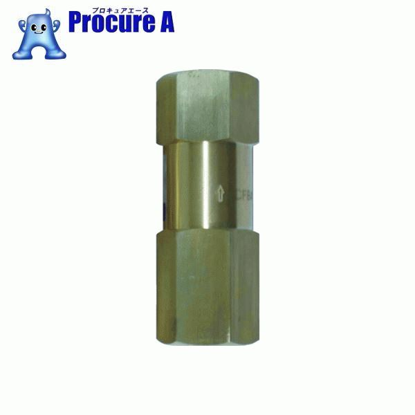 日本精器 高圧ラインチェック弁 25A BN-9L21H-25-CFB-V ▼412-1210 日本精器(株)