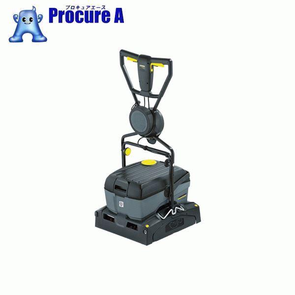 ケルヒャー 業務用小型床洗浄機 BR 40/10 C 50HZ G ▼452-3211 ケルヒャージャパン(株)
