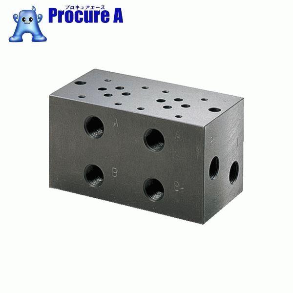ダイキン マニホールドブロック BT-103-40 ▼364-8443 ダイキン工業(株)