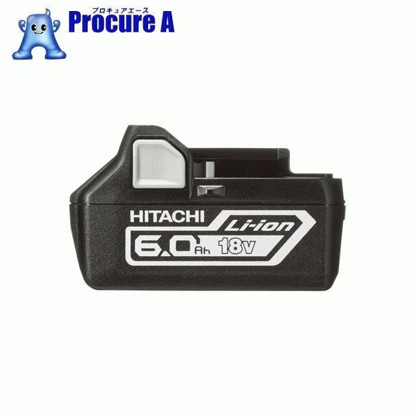 HiKOKI 18Vリチウムイオン電池 6.0Ah BSL1860 ▼777-1100 工機ホールディングス(株)