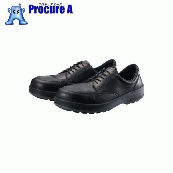 シモン 耐滑・軽量3層底静電紳士靴BS11静電靴 24.0cm BS11S-240 ▼856-7500 (株)シモン