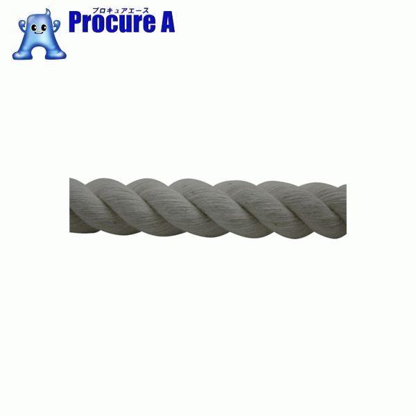 ユタカメイク ロープ 綿ロープ巻物 16φ×200m C16-200 ▼829-1205 (株)ユタカメイク