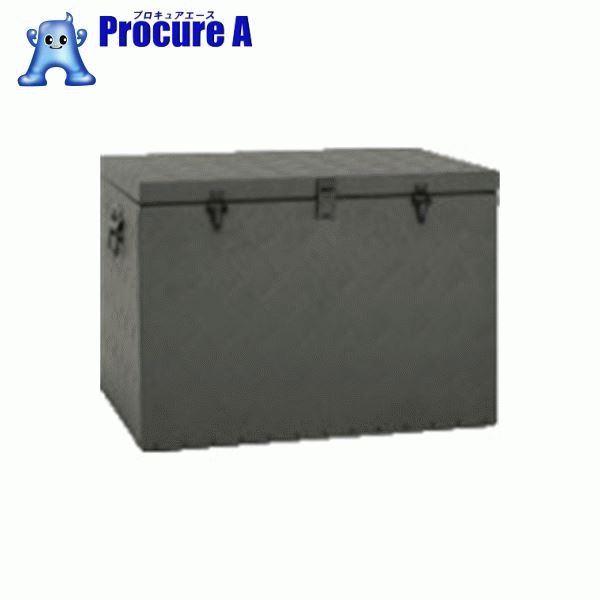 アルインコ   万能アルミ製BOX ODグリーン色 BXA065GR ▼835-7656 アルインコ(株)住宅機器事業部