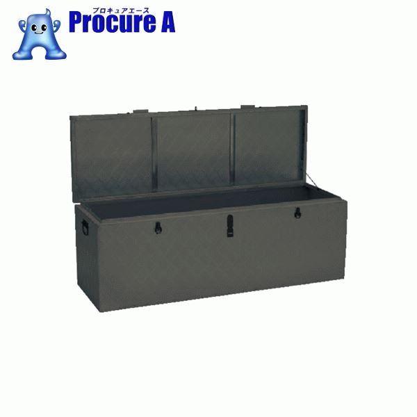 アルインコ   万能アルミ製BOX ODグリーン色 BXA135GR ▼835-7657 アルインコ(株)住宅機器事業部