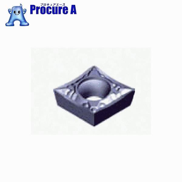 タンガロイ 旋削用G級ポジTACチップ COAT CCGT09T301N-JS AH725 10個▼700-4672 (株)タンガロイ