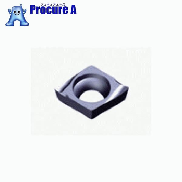 タンガロイ 旋削用G級ポジTACチップ SH730 CCGT03X104R-W08 ▼707-9800 (株)タンガロイ