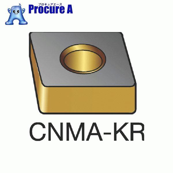 サンドビック T-Max P 旋削用ネガ・チップ 3210 COAT CNMA 16 06 12-KR 3210 10個▼604-1060 サンドビック(株)コロマントカンパニー