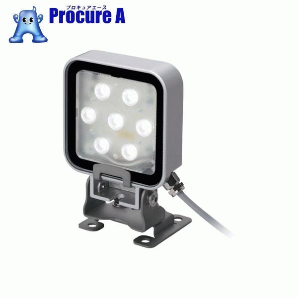 パトライト CLN型 防水耐油型LED照射ライト CLN-24-CD-PT ▼835-8495 (株)パトライト